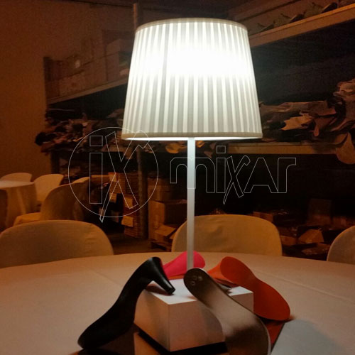 Lampade A Batteria Design.Table Lamp With Battery For Events And Weddings