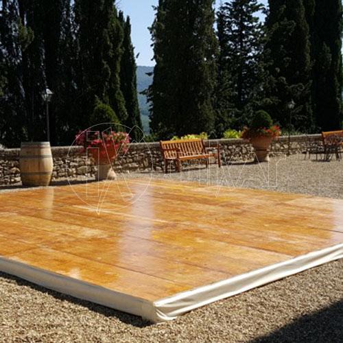 Wooden Floor Wooden Dancefloor Mt 6x6 event