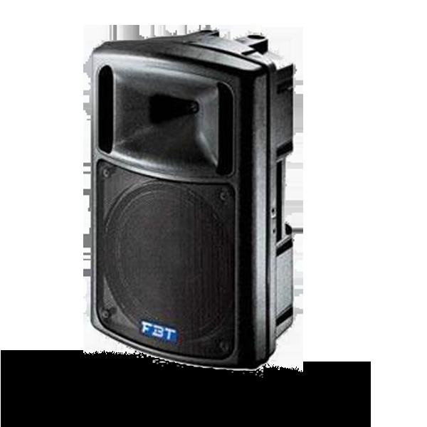 Cassa amplificata fbt 12 max