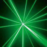 Effetto Laser verde Karma noleggio