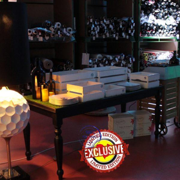 Tavolo rettangolare 180x80 h 76 massello col nero vintage